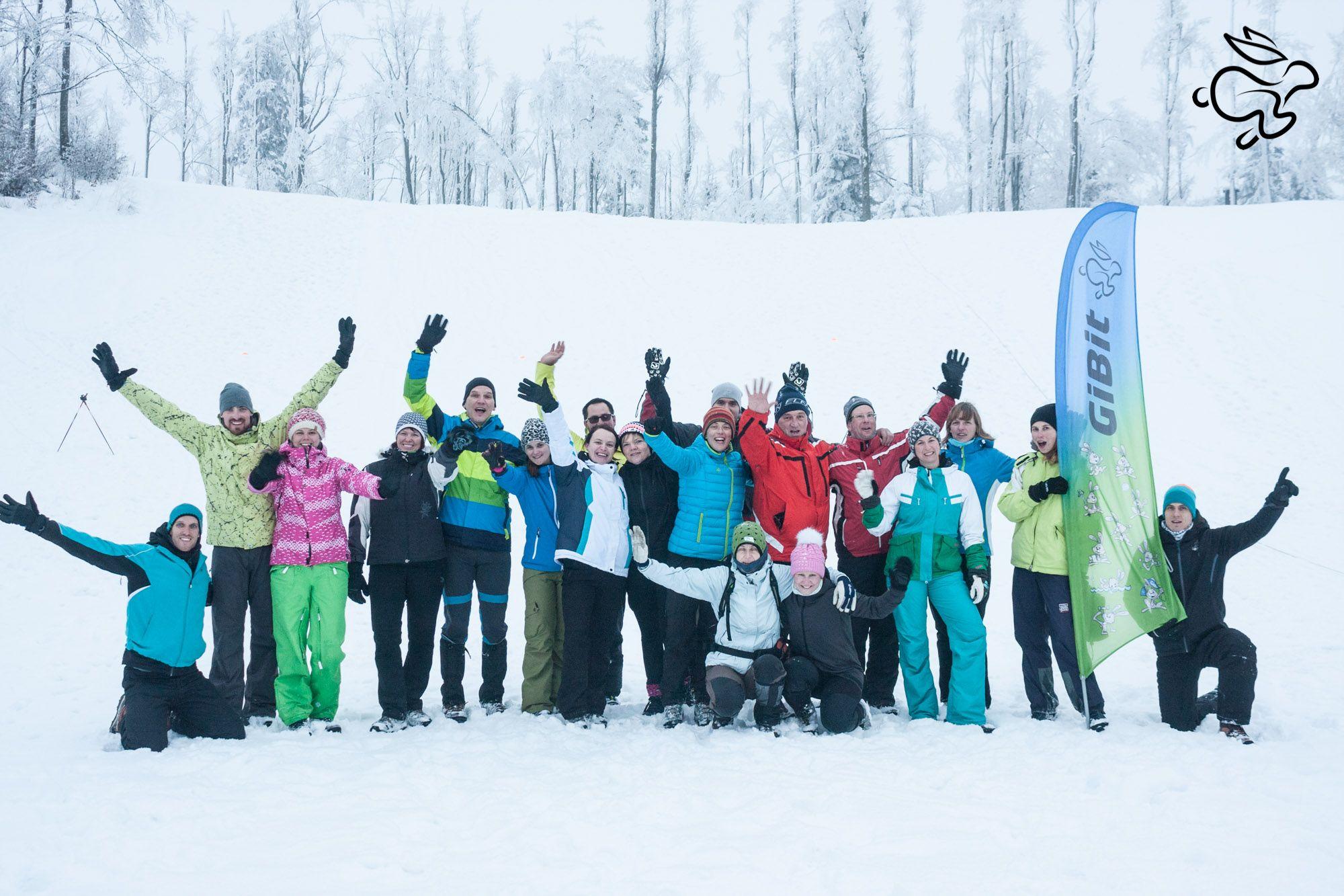 Bliža se zimski GiBit aktivni vikend. Prijave so odprte!