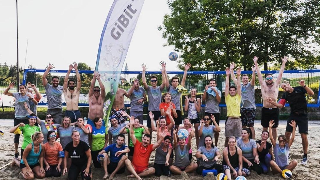 GiBit zakljucni odbojkarski turnir 2018