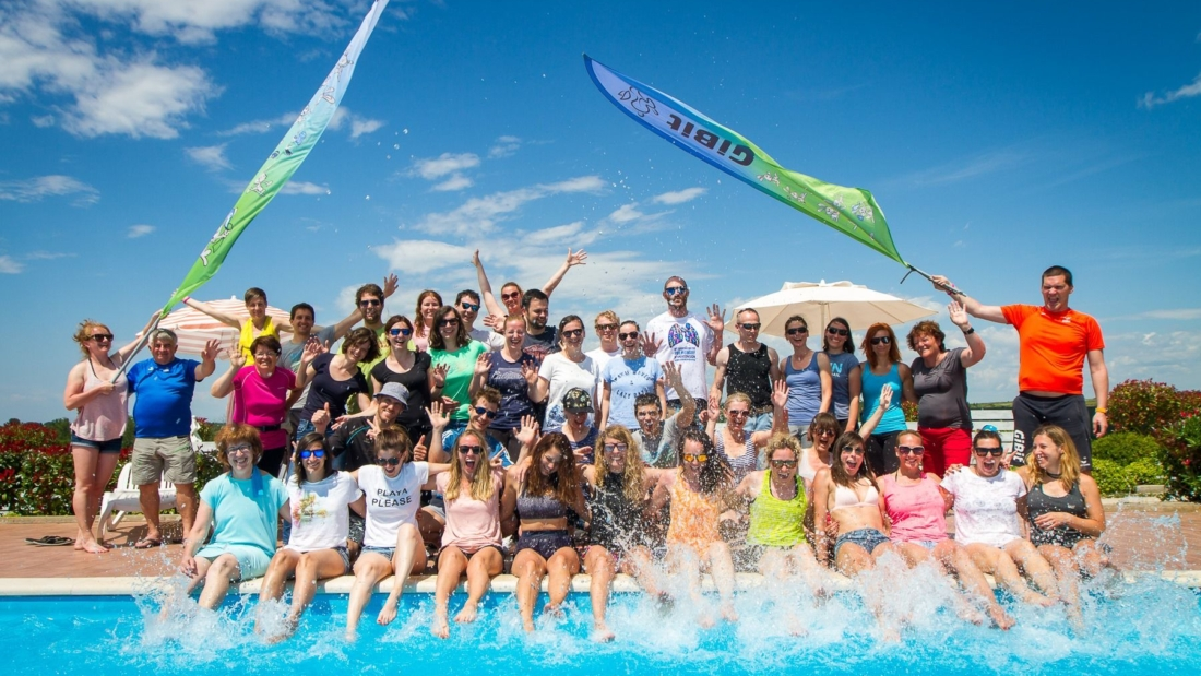 GiBit aktivni poletni vikend v Novigradu 2019
